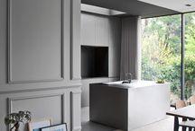 Modern classical interiors!
