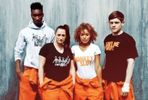 Misfits / My second all-time favorite show.
