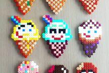 Hama beads