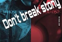 Don't break stony ‼️ / Aktion: Don't break stony