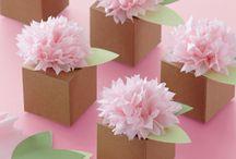 Favor Boxes / by Lisa Springer