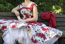 Bridesmaid dress pattern options