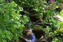 Fontaine/cascade