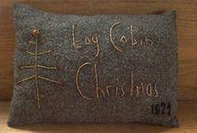 Cabin Christmas