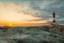Norwegian Lighthouses