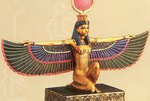 Goddesses Egypt / Mythology