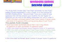 Wonders- 2nd Grade / by Agatha Lee