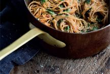 Ten perfect pasta dinners / Let's face it, we all eat pasta for dinner at least once a week; there's no need to change the routine, just try a one of these recipes to freshen up your repertoire.
