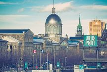 Vieux-Port Montreal - Canada