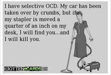 My OCD!