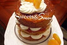 Sweets / by Katy O'Neill-Morrow