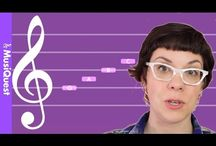Essentials of Music Theory / Resources to go with the course Alfred's Essentials of Music Theory