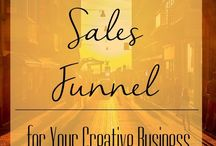 Sales Funnels and other things to send your email list / How to build a sales funnel and other ways to use your email list