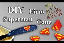 Fimo superman