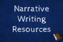 Narrative Writing Resources / Narrative writing story elements, writing prompts, short story ideas