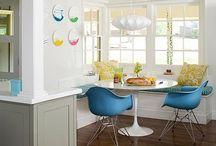 Kitchen spaces / Kitchen Spaces / by Sarah Crisp