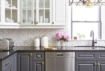 LUXE LOVE: Interiors- kitchen