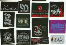designing clothing labels / clothing label design tips for apparel labels and tags.