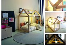 Kinderbett / Kinderzimmer