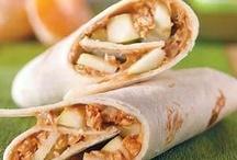 Healthy Snacks / Healthy snacks / by Melissa Ruddy