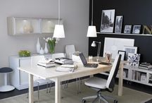 {workspace} / by Chez Cris Studio