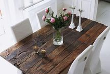table cuisine rustique