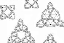 Mønster til skeder