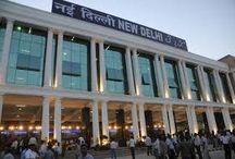 New Delhi Railway Station / Station Code - NDLS Manual Enquiry - 131 Pre-recorded Arrival Enquiry - 1331 (North), 1332 (East), 1333 (West) and 1334 (South) Pre-recorded Departure Enquiry - 1336 (North), 1337 (East), 1338 (West) and 1339 (South) Reservation Enquiry - 131 / by Hotel Grand Godwin