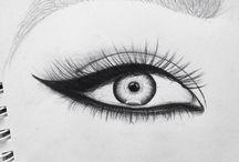 ojos profundos