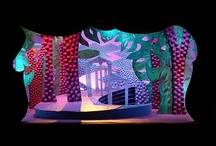 Hockney / The stage