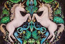 Enchanted Forest - Unicorns