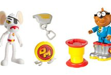 Danger Mouse / Jazwares Danger Mouse Products are available now in the UK!