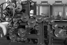 Printing Press / by Gregg Spiridellis