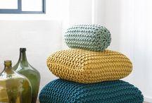 knitting - tricot - kötés / by Anikó Kovács