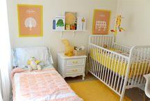 Kids Rooms / by Amanda Gilinsky