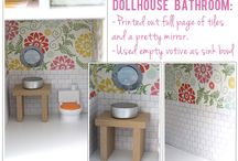 Dollhouse Ideas / by Julie Yates