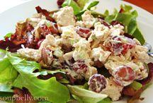 Salads & Wraps / by Stephanie Maki