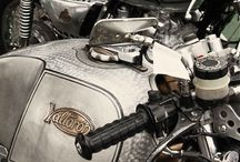 Motorcycles / by Olivier Brauman