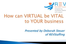 How can VIRTUAL be VITAL to YOUR business