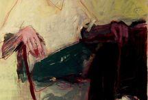 Barbara KROLL /  Peinture