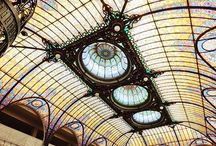 Gorgeous Tiffany Glass / We love Tiffany and Tiffany glass, old and new, everything Tiffany!