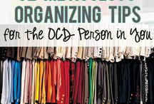 OCD / organization / by S. Ordes Salsberg
