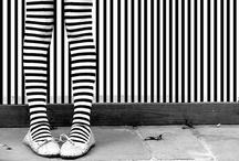 Se der går en seeebra! / skoleprosjekt striper