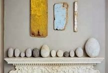 Mantel Makeovers / Add your mantel makeover here!  The best makeover (posted by Jan 30) wins a free design consultation from MyD!