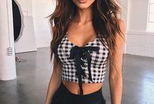 silvia outfits