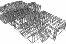 Light Steel Frame and building solutions / Light Steel Frame Construction. A new worldwide building standard. Energy efficient, quick construction, and more.