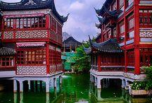 Architektura - Japan,China,itp