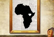 Learning to love my continent / A deepening love growing in my heart for Africa