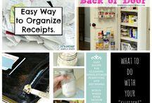 Organization / by Jenny Kay