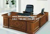 Dekorasi Furniture Kantor